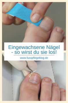 Ingrown nails - so you can get rid of Eingewachsene Nägel – so wirst du sie los! Get rid of your ingrown nails with these tips! Grunge Makeup Tutorial, Gratitude Journal Prompts, Ingrown Nail, Diy Beauté, Japanese Poster Design, Hand Tattoos For Women, Love Quotes For Boyfriend, Weight Loss Smoothies, Coffin Nails
