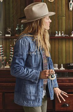 Browse our women's outerwear for a wide array of flattering coats, jackets, and vests, by Barbour and more. Find the best outerwear for women at Orvis. Coats For Women, Jackets For Women, Clothes For Women, Outerwear Women, Outerwear Jackets, Denim Fashion, Boho Fashion, Outdoor Woman, Fall Winter Outfits