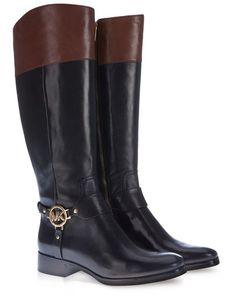 Emmy DE * MICHAEL MICHAEL KORS Fulton Tall Leather Boots
