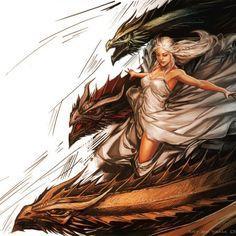 Madre de Dragones.