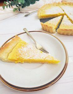 Hűsítő citromos pite   SÜTIZŐ Sweets, Ethnic Recipes, Cakes, Food, Good Stocking Stuffers, Candy, Food Cakes, Eten, Goodies