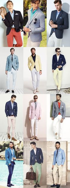 Men's Henley Regatta Outfit Inspiration Lookbook