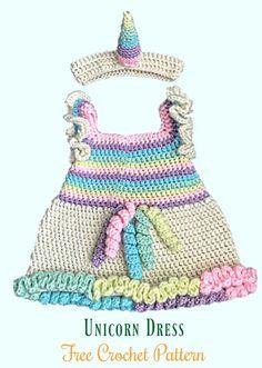 CrochetGarden Lattice Jumper Dress FreePattern- #Crochet Girls #Dress Free Patterns