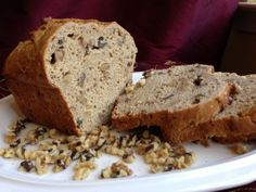Brown Sugar Nut Bread Recipe | How to Bake From Scratch!