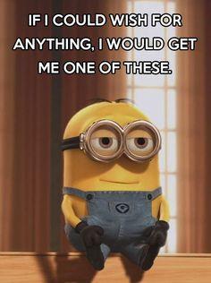 I need some minions.