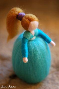 GIO, Waldorf inspired fairytale wool