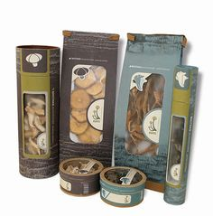 EM Mushroom Package Design on Behance