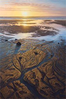 Walking on Sennen Beach.   Cornish Artist Sarah Vivian  Painting to Celebrate the Spirit of the Land