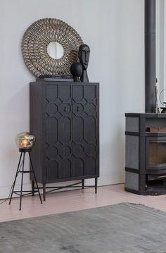 Room Goals, Modern Design, Sweet Home, Home Appliances, Iron, Cabinet, Living Room, Storage, Vintage