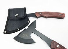 """This listing is for One Personalized Engraved Rescue Axe, Hatchet, Camping gift, Sportsman gift, Knife, Good gift for Holiday, Christmas, Father's day, for him. Material is 440 Stainless Steel with a free black nylon sheath and belt loop Size : 8.5"""" x 3.6 """", please see the detail... more details available at https://perfect-gifts.bestselleroutlets.com/gifts-for-holidays/patio-lawn-garden/product-review-for-holidays-christmas-gift-personalized-engraved-rescue-ax"""