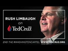 Rush Limbaugh: Who is the most steadfastly opposed to liberalism? Ted Cruz - 40 seconds 9.30.15   YouTube