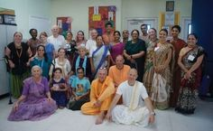Amazing Weekend of Learning! Alachua's Turban Making Workshop Report (Album with photos) I experienced so much transcendental pleasure participating in the Krishna Institute's recent T…