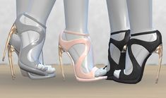 Horn Sandals at MA$ims4 • Sims 4 Updates