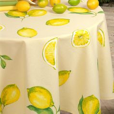 I pinned this Sorrente Tablecloth from the Avignon Entertaining event at Joss and Main!