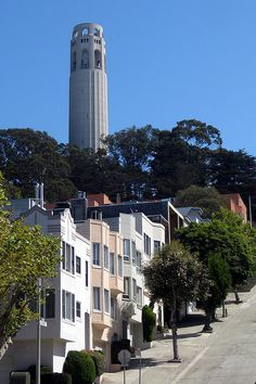 Husband proposed here in front of the Diego Rivera Mural... San Francisco - Telegraph Hill: Coit Tower