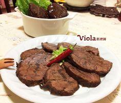 醬滷牛腱-免滷包食譜、作法 | viola料理師的多多開伙食譜分享