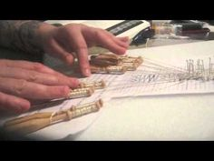 Bobbin Lace - YouTube