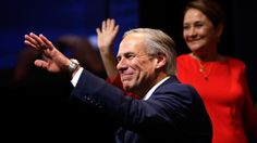 Gov. Abbott: 'Marriage was defined by God. No man can redefine it' AND Governor Abbott Signs Pastor Protection Act Into Law~