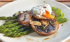 Green party: Yotam Ottolenghi's asparagus recipes   Life and style   The Guardian