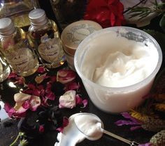 Venus super rich night sleep cream~ brings sleep and moisturizes while you rest~Alchemy ~occult ~ Wicca Pagan witchcraft. Sacred.