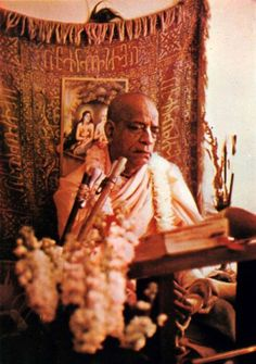 "Dandavats | Srila Prabhupada's Unique Achievement. Late 1966. ""It took…"