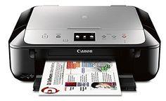Canon PIXMA Black/Silver Wireless All-In-One Inkjet Printer for sale online Printer Scanner Copier, Inkjet Printer, Network Tools, Canon Eos Rebel T6, Printer Driver, Photo Printer, Digital Slr, Print Pictures, Old Photos