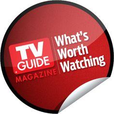 Roxy Terra's TV Guide Magazine: What's Worth Watching Sticker | GetGlue