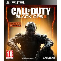 Buy Call Of Duty Black Ops 3 III PS3 Game today at ozgameshop.com for only $62.99 - and get free delivery. Call of duty black ops 3 iii ps3 game