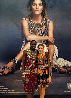 The Olivia Palermo Lookbook : Olivia Palermo in Shanghai For The Maasai Project
