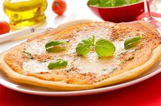 Pizza Margherita #smacznastrona #poradytesco #pizza #margherita #italy #pycha #mniam