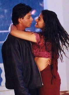 KUCH KUCH HOTA HAI (1998) Shahrukh Khan and Kajol! The perfect movie couple!