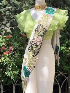 Blouse Designs: Blouse designs imagesAre you searching for the best blouse design images to get beautiful ideas that how to make different designs?So here we have tons of collections of blouse designs different types of patterns and. Best Blouse Designs, Blouse Neck Designs, Blouse Styles, Saree Blouse Patterns, Designer Blouse Patterns, Skirt Patterns, Coat Patterns, Clothes Patterns, Sewing Patterns