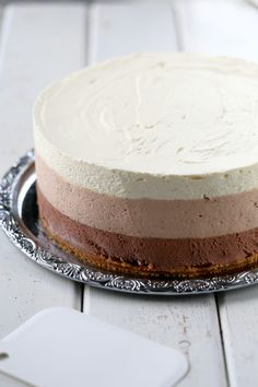 Baking Recipes, Dessert Recipes, Delicious Desserts, Yummy Food, Raw Cake, Sweet Pastries, Sweet Cakes, Let Them Eat Cake, No Bake Cake