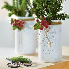 DIY Mason Jar Seedling Planter