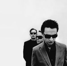 Depeche Mode - Anton Corbijn - Just Some Good 'Ole Moody Teenage Shit