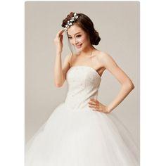 Amazon.co.jp: ウェディングドレス hp308-hs05: 服&ファッション小物通販