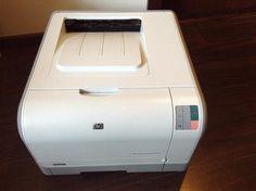 Wyjątkowo beznadziejna drukarka kolorowa HP CP1215