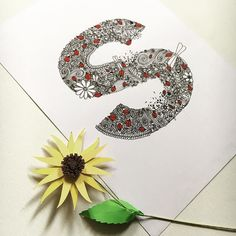 s is for sunflower  . One of the prettiest flowers I love this handmade paper sunflower that I picked up in Freo  . . . . . . . . . . . . . . . . . . . .