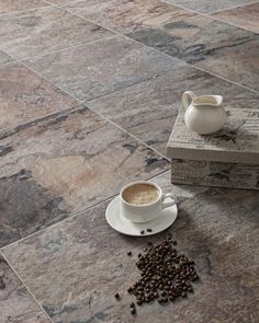 Wave Toprak 30x60cm porcelain floor tile, suitable for internal and external use.