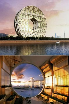 20 Outstanding Architectural Designs From All Over the Globe - Hongkiat