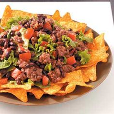Black Bean Taco Salad Recipe