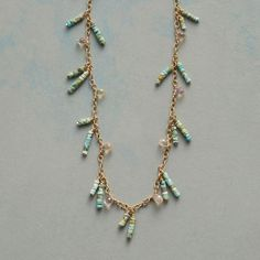 MOUNTAIN DAWN NECKLACE: View 1