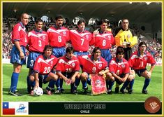 Fan pictures - 1998 FIFA World Cup France