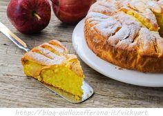 Torta+di+mele+napoletana+ricetta+antica+al+marsala