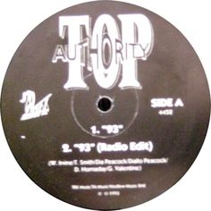 Top Authority - 93 / ...Ain't Worth No Cash / No Love