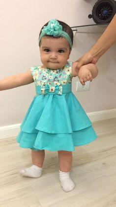 Girls Dresses Sewing, Toddler Girl Dresses, Little Girl Dresses, Baby Dress Design, Baby Girl Dress Patterns, Skirt Patterns, Coat Patterns, Blouse Patterns, Sewing Patterns