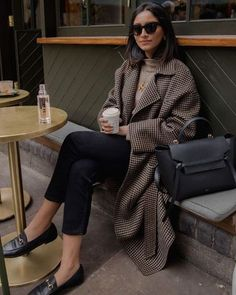 Autumn Fashion Inspiration & My Autumn Wishlist Wolf & Stag Outfits winter outfits Stylish Winter Outfits, Winter Fashion Outfits, Classy Outfits, Look Fashion, Fall Fashion, Outfit Winter, Fashion Dresses, Autumn Winter Fashion, Winter Style