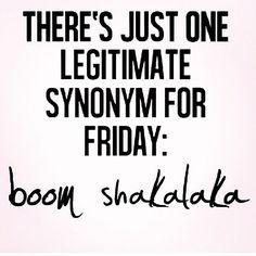 Boom shakalaka !!!! Happy friday y'all!! #thriveon #thrivemom #thrivetribe #thrivewithme #happyfriday #quotes #positivity