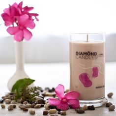 Nothing's better than a trip to the beach. Just kidding. Diamond Candles is better.