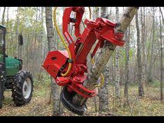 Hakki PIlke 1x42 Firewood processor - YouTube
